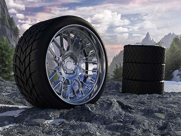Tires, Wheels & Rims